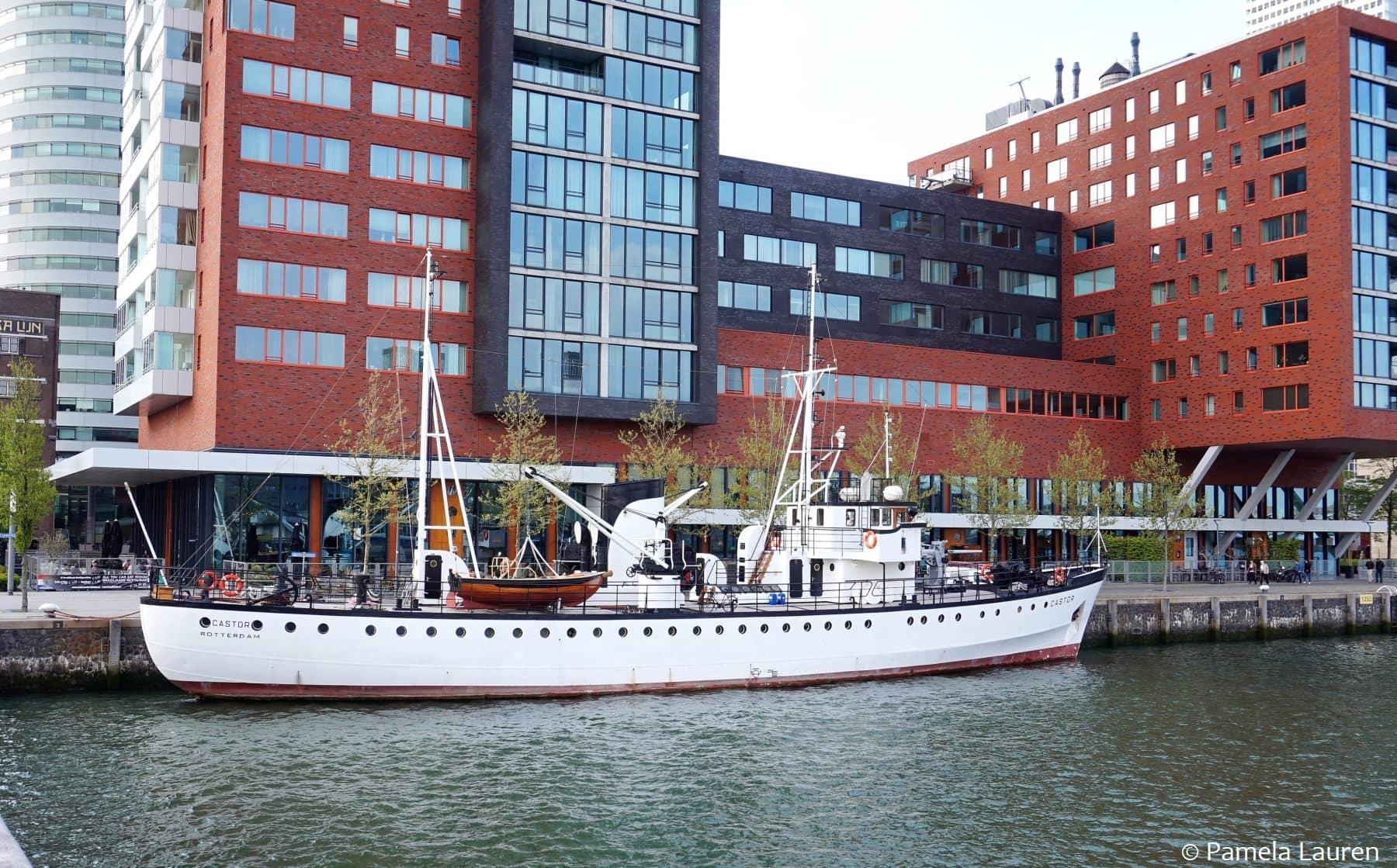 Pam Lauren - frag Pam - Kreuzfahrt MSC Splendida Rotterdam