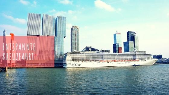Kreuzfahrt auf großem Schiff mit vielen Leuten – ob das gut geht?