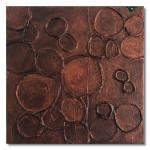 Unendlicher Reichtum - Acrylic / Canvas 20 x 20 cm, 7.8 x 7.8 inch