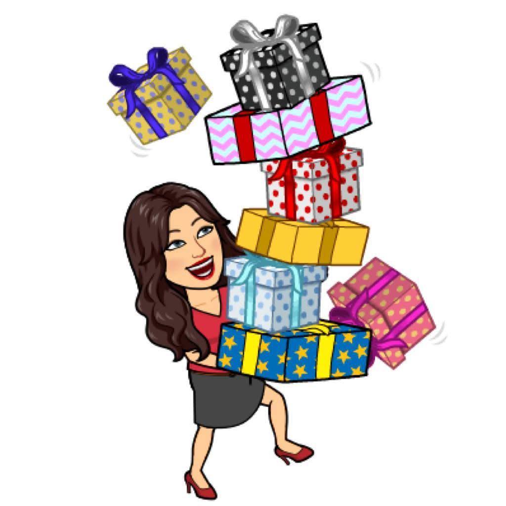 Avatar Pam Lauren - Frag Pam - Pakete - Geschenke