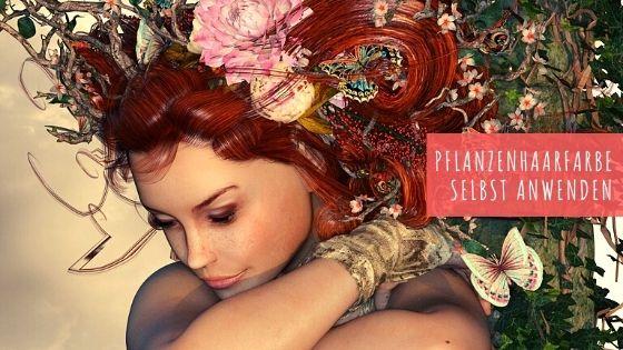 Haare mit Pflanzenfarben selbst färben - Frag Pam - Pam Lauren
