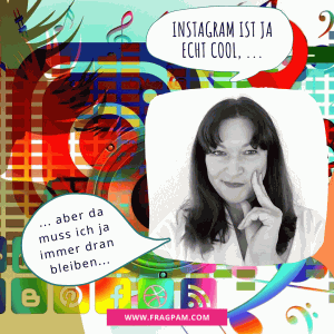 Instagram Management - Frag Pam Lauren