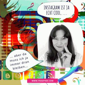 Instagram Management - Frag Pam Lauren